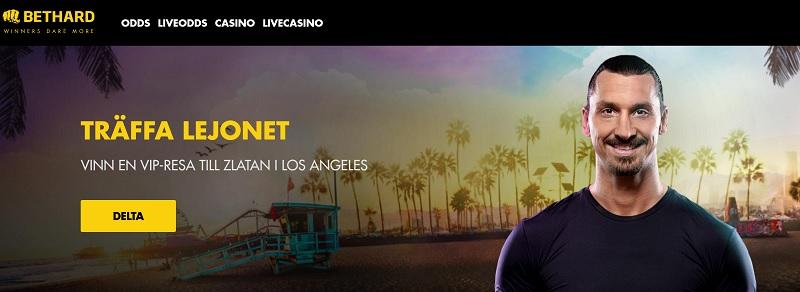 Vinn en resa och träffa Zlatan i Los Angeles!