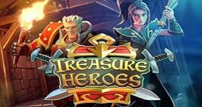Nya spelautomater mars 2020 - Treasure Heroes