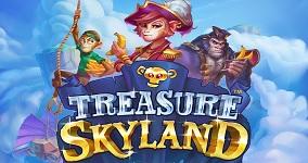 Nya spelautomater april 2020 - Treasure Skyland