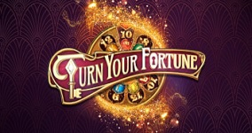 Nya spelautomaten Turn Your Fortune