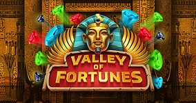 Nya spelautomaten Valley of Fortunes