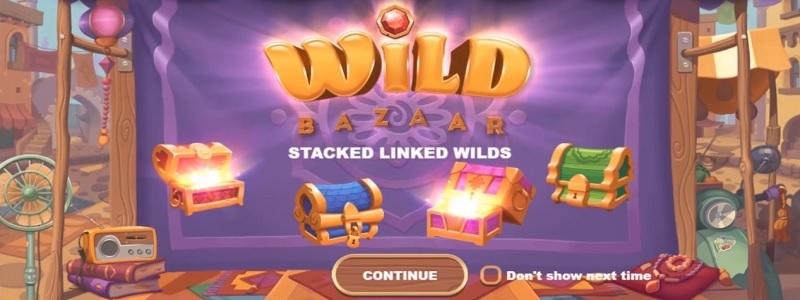 Spela gratis Wild Bazaar