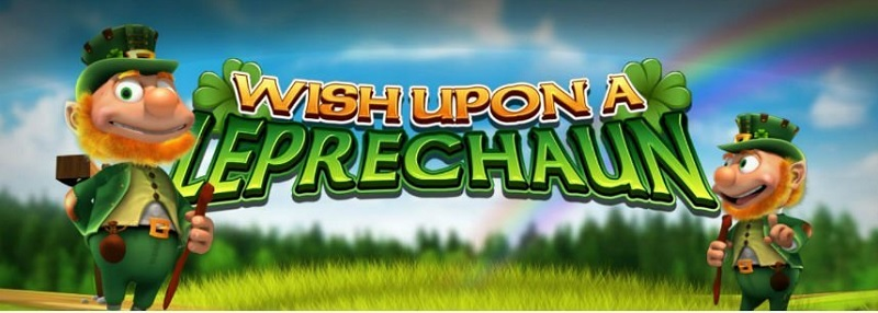 Wish Upon a Leprechaun jackpott i oktober 2020