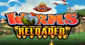 Worms Reloaded ny spelautomat
