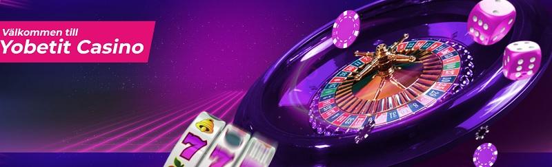 Yobetit - nytt casino på Casinosmart!