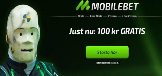 100 k rgratis hos Mobilebet