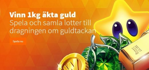 betsson mars 2018 1 kg guld