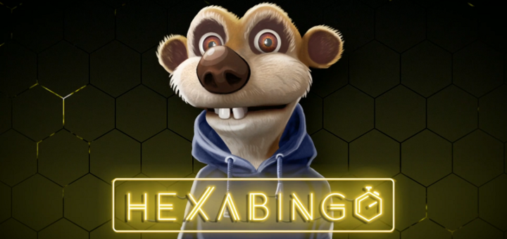 nya HexaBingo hos Maria Casino