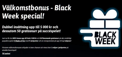 black friday hos snabbare