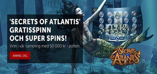 free spins 25 augusti 2016