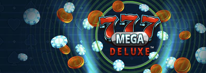 777 Mega Deluxe från Microgaming - Nya spelautomater februari 2021