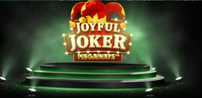 Joyful Joker Megaways, Dazzle Me Megaways,  och Word of Thoth.