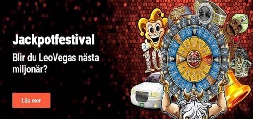 leovegas jackpotfestival