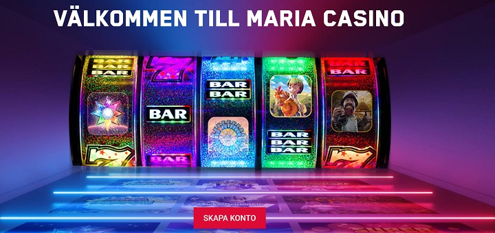 ny maria casinobonus