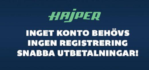 spelsajten hajper.com